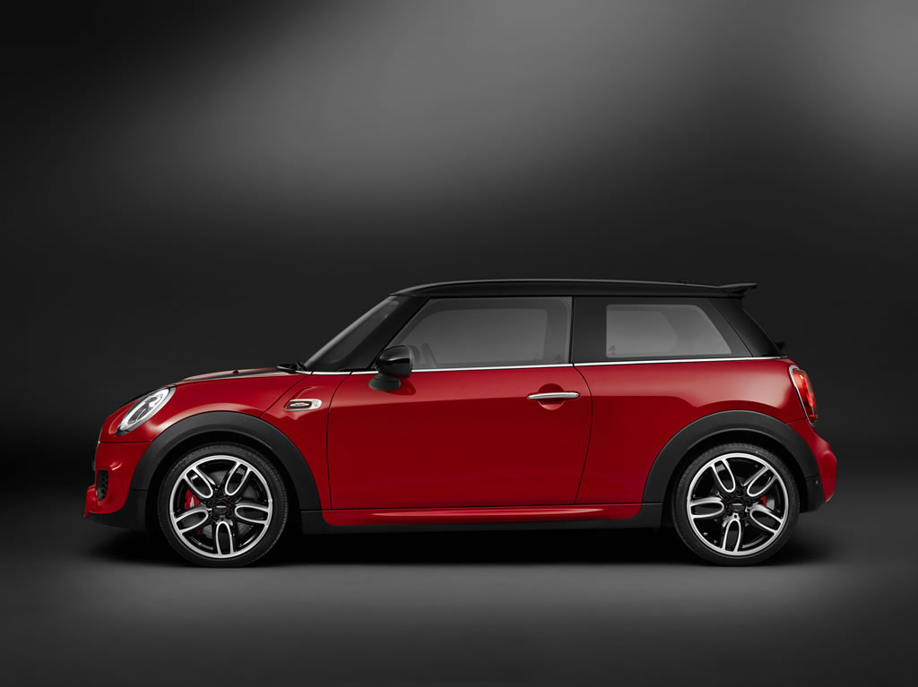 2015 Mini John Cooper Works Unveiled Its The Most