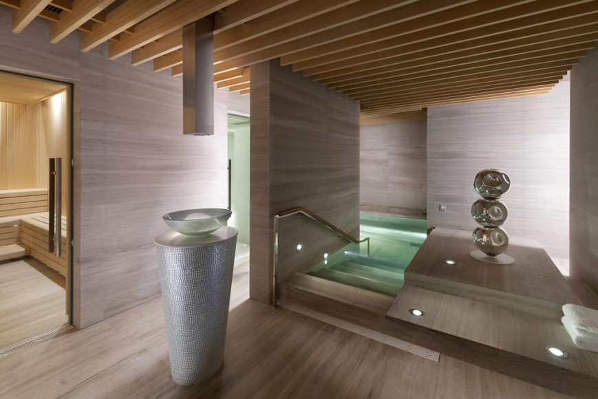 Spa Water Temple