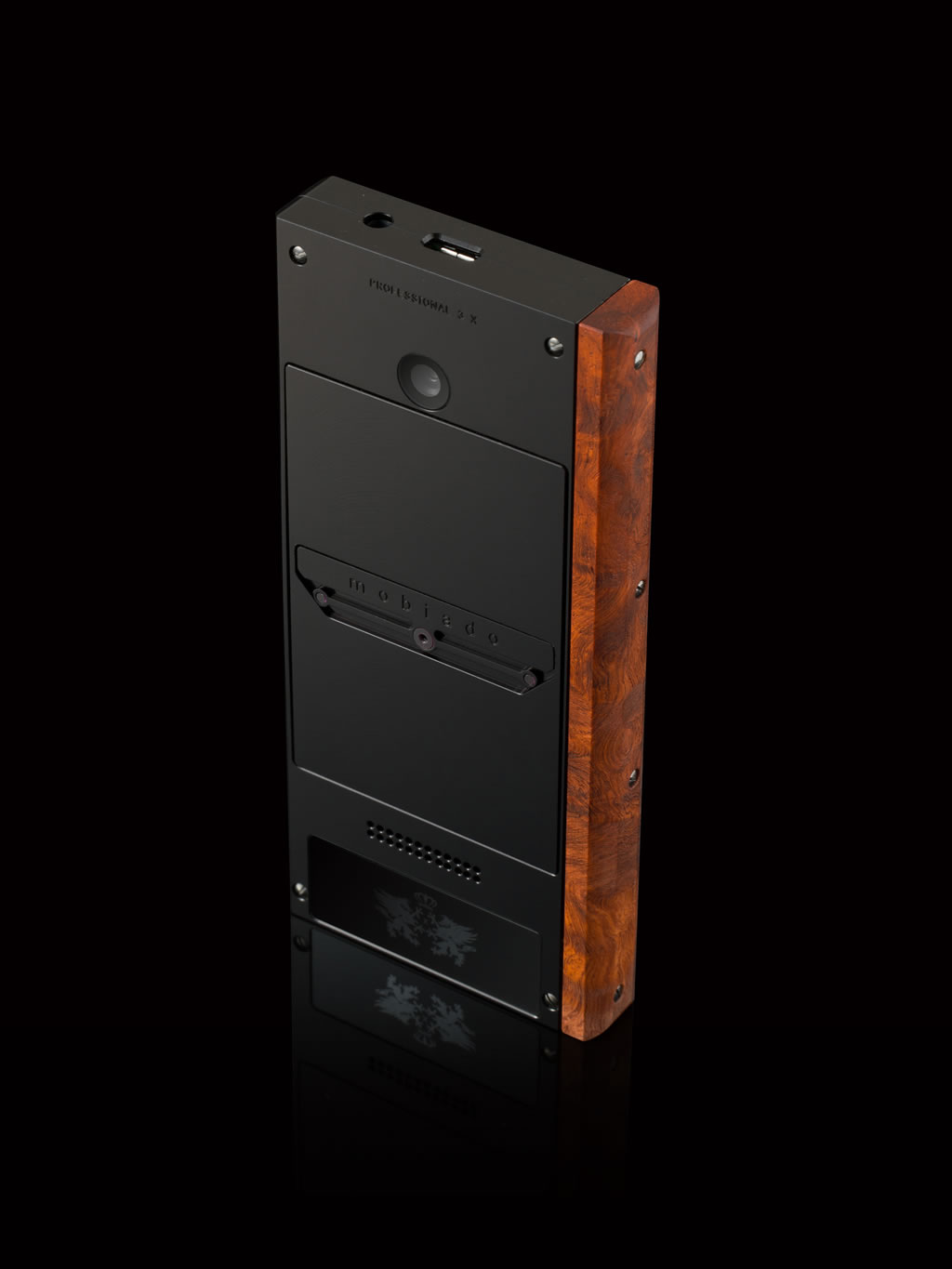 Mobiado 3 X Collection Luxury Cell Phones Celebrate The