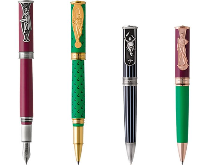 Everyone has their own Super Hero that they worship and Montegrappa's DC  Comics collection is an absolute delight for any comic book fan and for who  owning ...