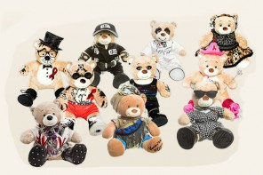 Teddy bears designed by the likes of Lagerfeld, Nicole Kidman and Heidi Klum are up for auction for a good cause