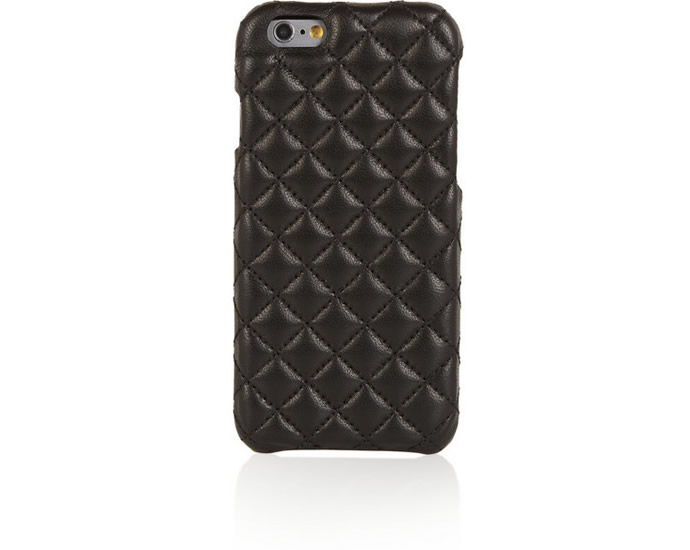 Quilted Chanel Iphone 6 Case Quilted Leather Iphone 6 Case