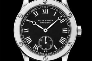 Ralph Lauren Sporting Classic Chronometer gets downsized to 39mm