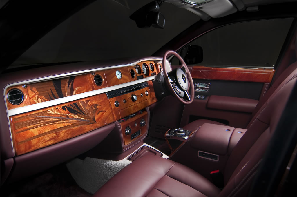 The Wraith Car >> Rolls Royce unveils bespoke 'Suhail Collection' offered ...
