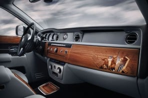 Rolls Royce unveils bespoke 'Suhail Collection' offered for the entire family of models