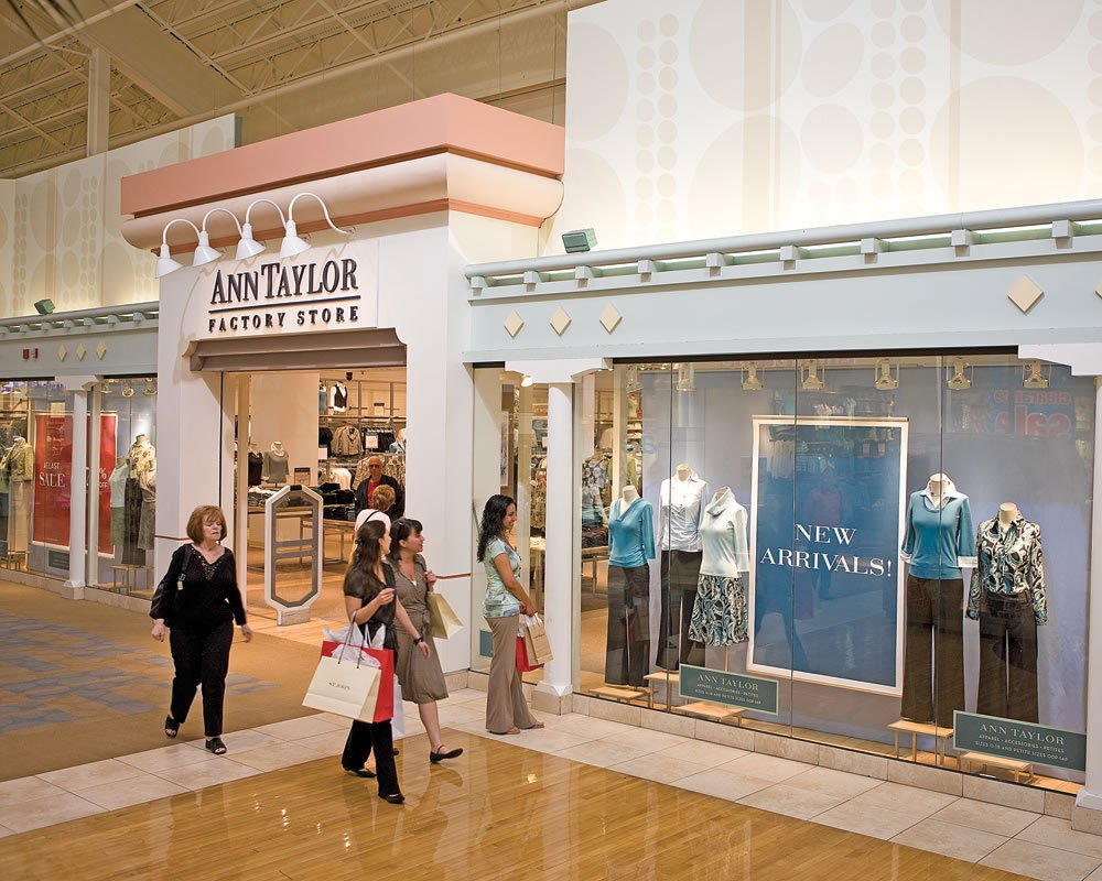 The 10 Biggest Malls In The Usa