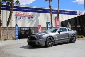 Fifth-generation Shelby GT500 gets Signature Edition Super Snake upgrade package