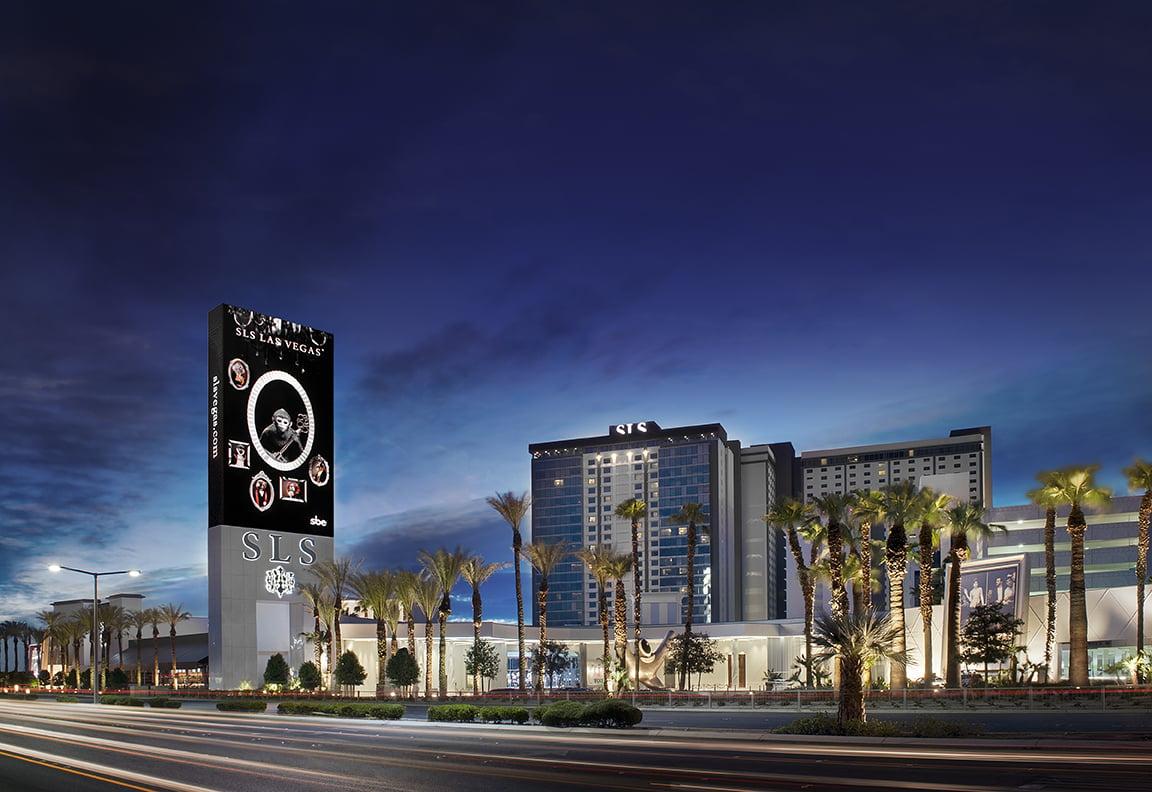 Hotel Sls Las Vegas