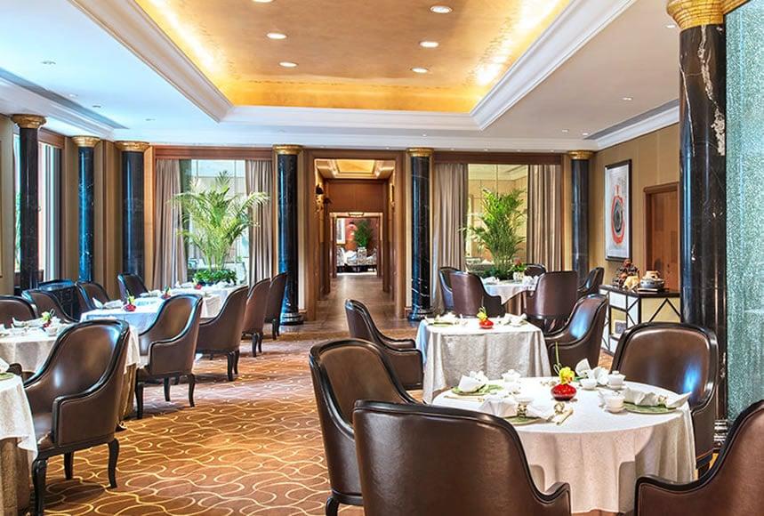 Celestial Court Dining Area