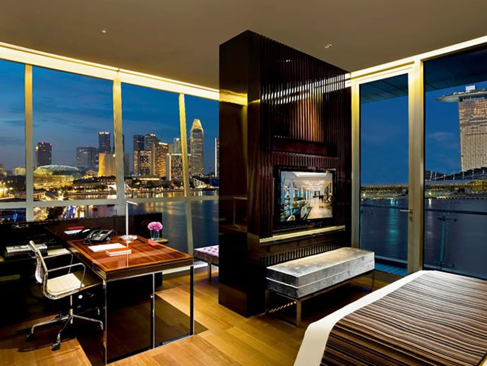 Singapore s top 5 luxury hotels for Best 5 star boutique hotels