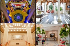 Spectacular and stunning hotel lobbies of the world
