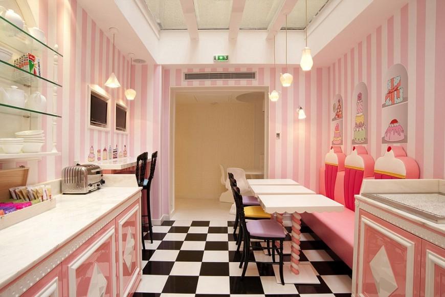 Gluttony Suite Kitchen