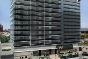 The trendy W Hotels checks into Colombia with the W Bogota