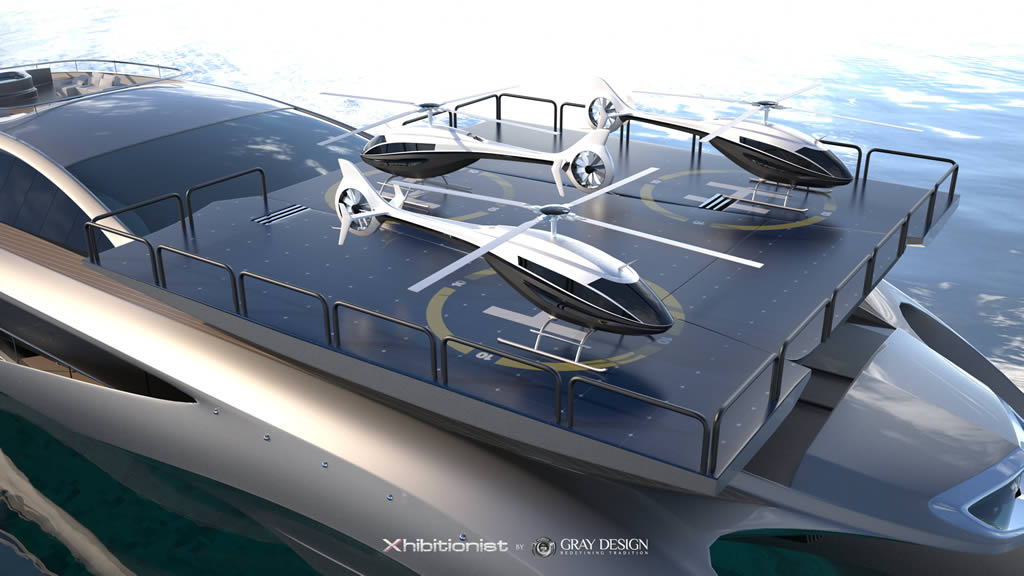An absolutely impressive and awe-inspiring superyacht -