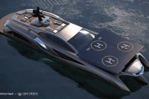 An absolutely impressive and awe-inspiring superyacht