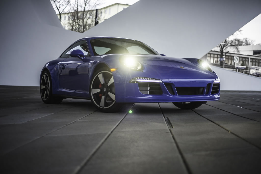 Limited edition Porsche 911 GTS Club Coupe celebrates ...