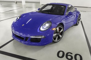 Limited edition Porsche 911 GTS Club Coupe celebrates Porsche Club of America's 60th anniversary