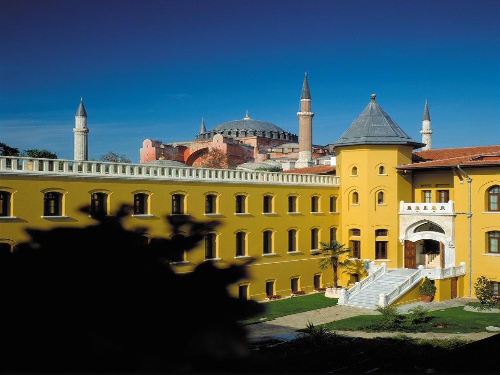 istanbul four seasons hotel: