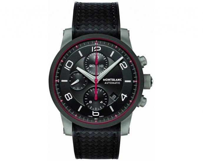 The Montblanc TimeWalker urban speed chronograph