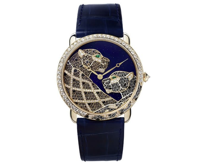 The Ronde Louis Cartier Filigrance