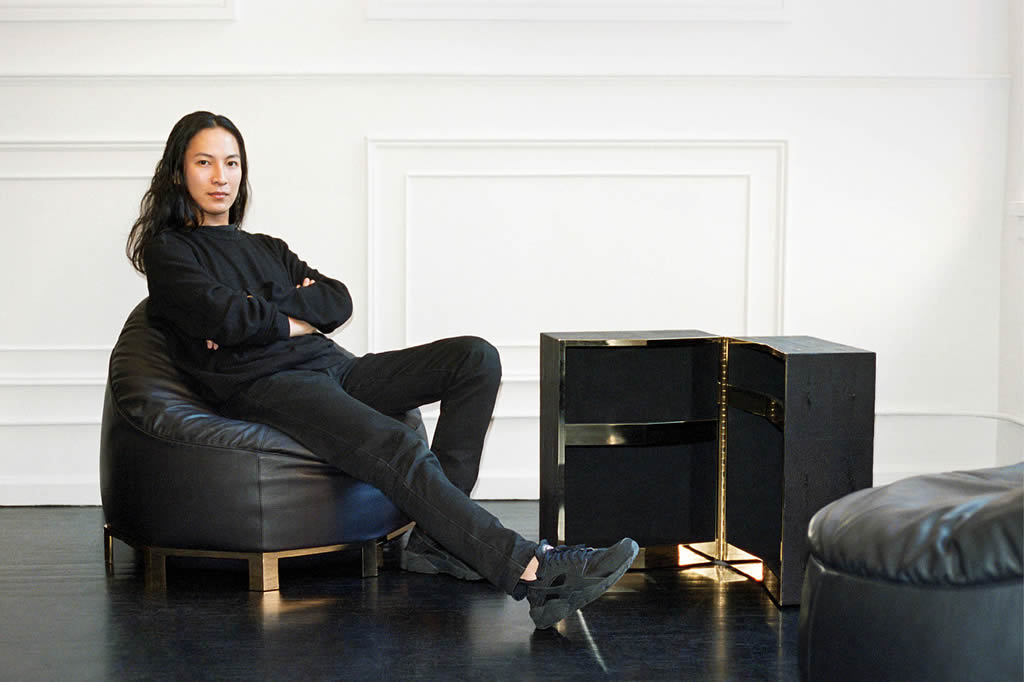 Alexander Wang Forays Into Furniture With A 8800 Bean Bag