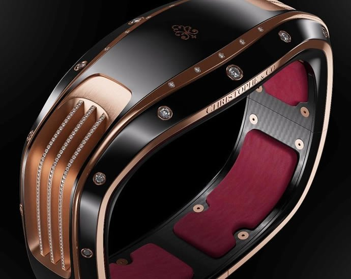 Starting at $75,000, Armill Bracelets, Designed by Pininfarina, Set the Bar High for Exclusivity in Wearable Technology -