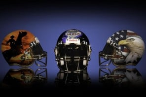 Armorie Steele unveils luxurious football helmet collection at USD 75000