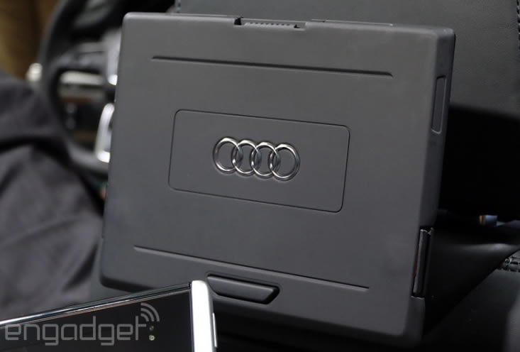 2016 Audi Q7 will arrive with a refined MMI, virtual ...