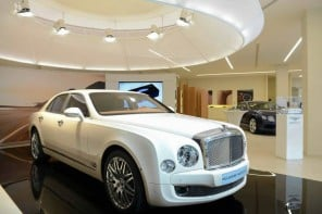 Limited edition Bentley Mulsanne Majestic is exclusively for the Middle East