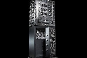 Döttling Fusion luxury safe has an appealing combination of contemporary and antique design-work