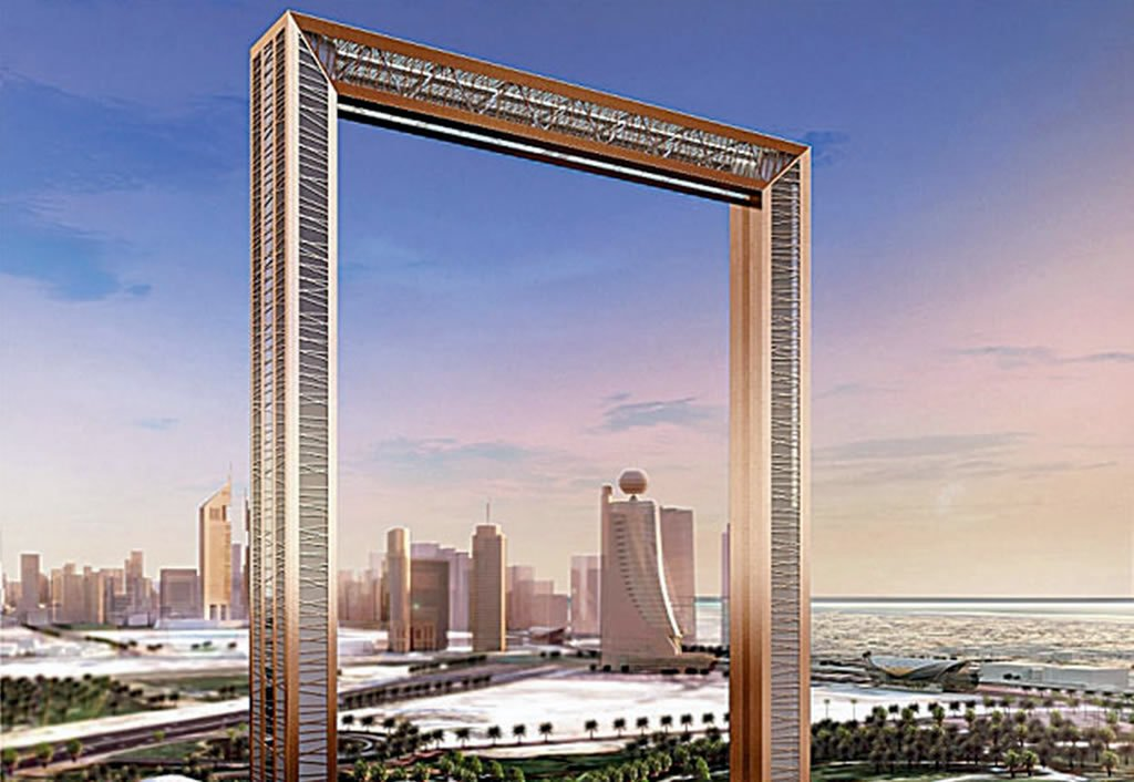 Building Buildings Frames : Buildings that we are excited for in
