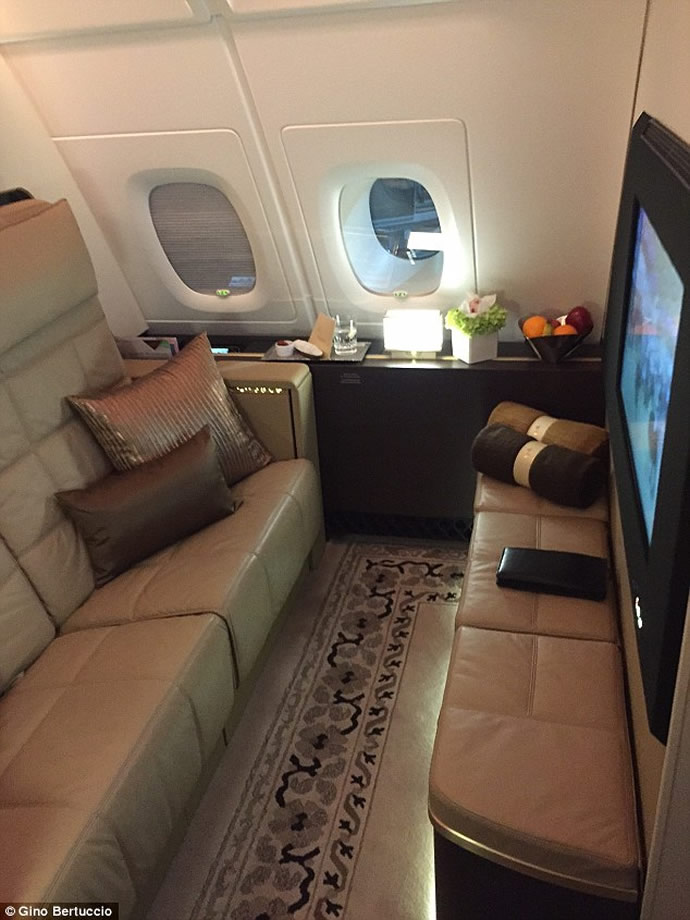 Luxe In The Air Here Is What Its Like To Fly Etihad S