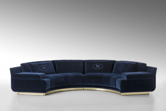 Fendi Casa S Eye Catching New Collection At Maison Amp Objet