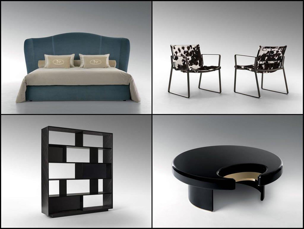 Fendi Casa S Eye Catching New Collection At Maison Objet Luxurylaunches
