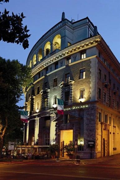 Grand Hotel Palace - Rome