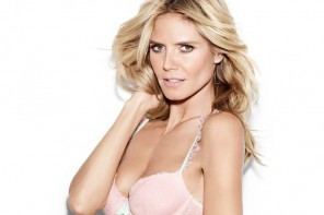 Heidi Klum is fabulous at 41 in campaign photos for her new lingerie line