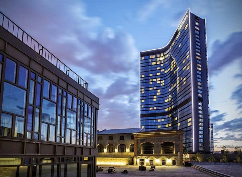 Hilton Istanbul Bomonti Hotel & Conference Center, Sisli