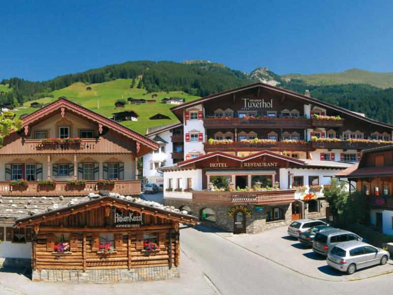 Hotel Alpin Spa Tuxerhof, Austria