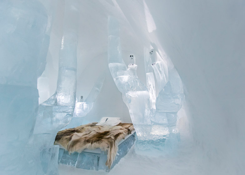 The Creative Ice Hotel In Sweden Celebrates Its Silver
