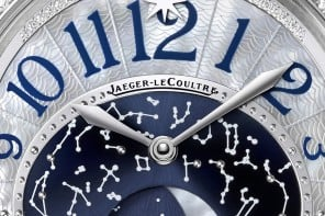 2015 SIHH: Jaeger-LeCoultre Rendez-Vous Moon launched with moon phase display
