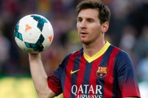 Valued at $260 million Lionel Messi is the world's most expensive athlete