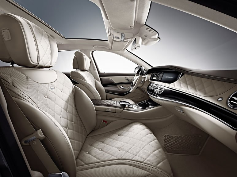 6 Most Affordable Luxury Cars Of 2016 That Will Allure You: For $190,275 Mercedes-Maybach S600 Is The Most Affordable