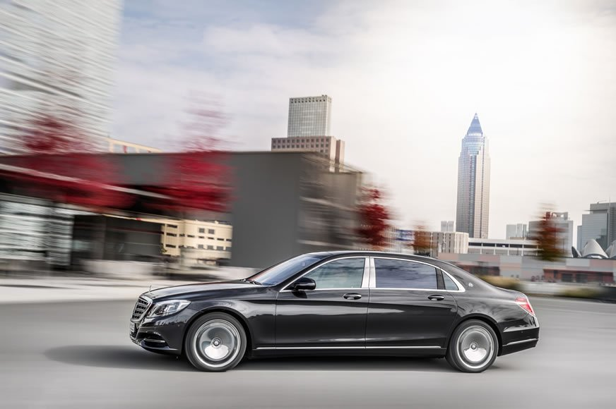 S And S Limo >> For $190,275 Mercedes-Maybach S600 is the most affordable luxury limo of its kind
