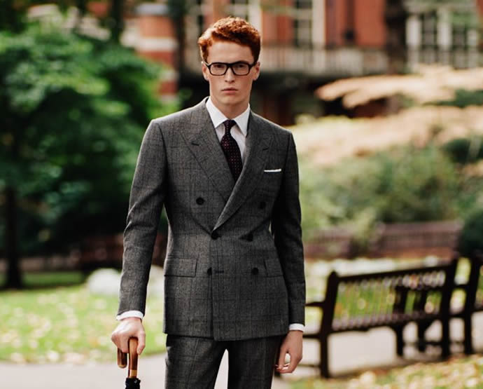 Kingsman Mr Porter S Smart And Chic Menswear Collection