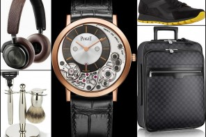 Top 7 Must Haves for The Gentlemen on the Go