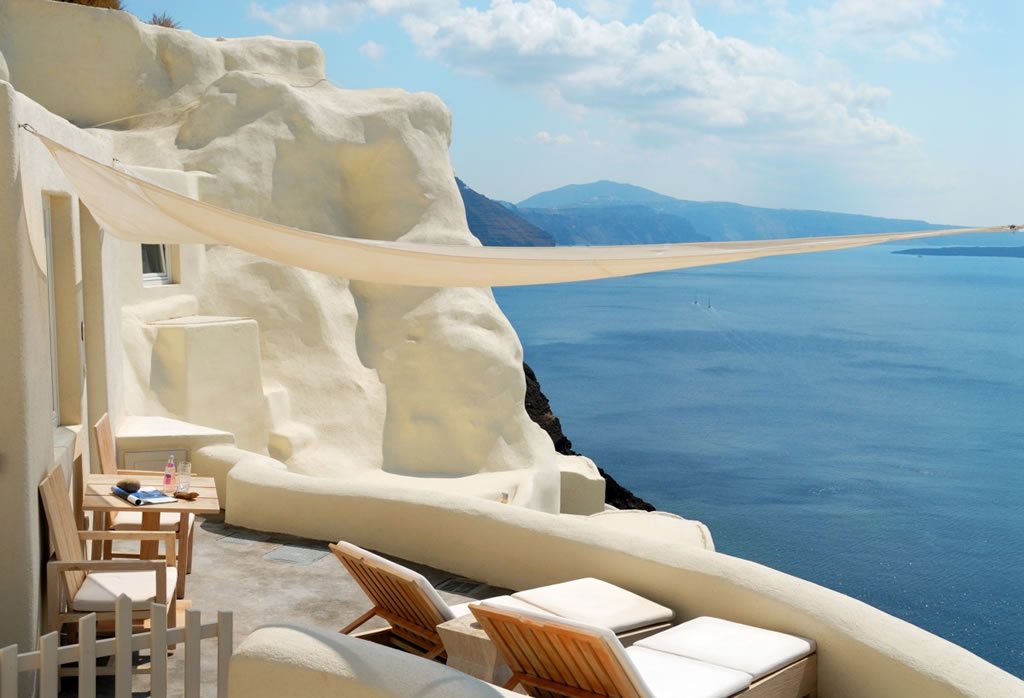 We pick the 5 best luxury hotels in santorini for Hotel a santorin