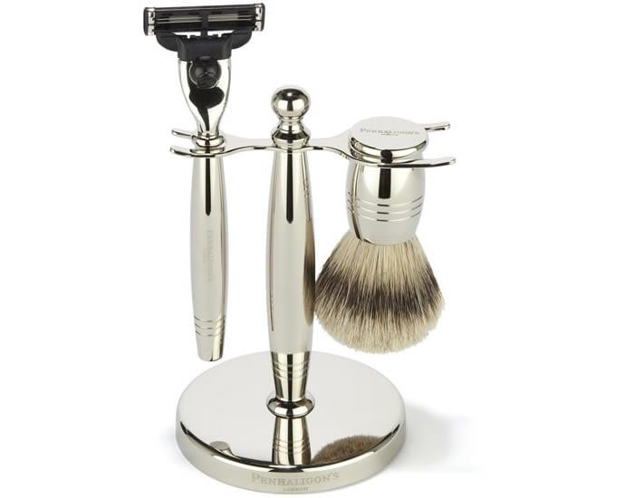 nickel-shaving-set