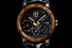 Ralph Lauren introduces new Automotive Skeleton Watch inspired by his 1938 Bugatti 57SC