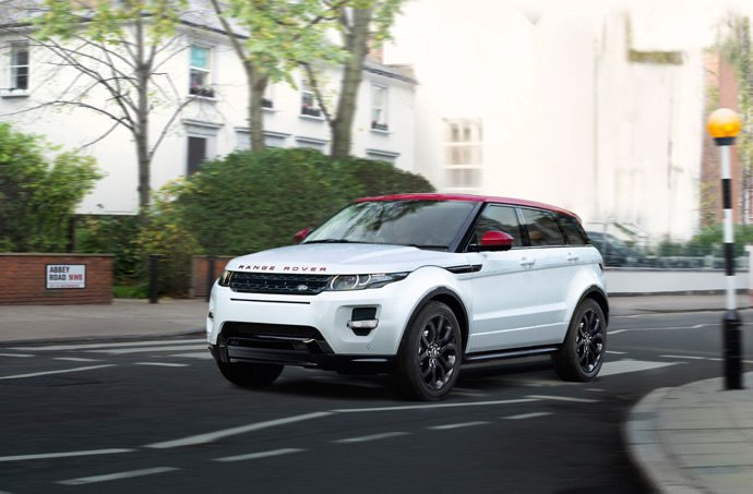 Range Rover Evoque Nw8 Special Edition Is Inspired By