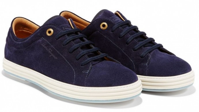 Ferragamo jumps aboard the designer sneaker bandwagon